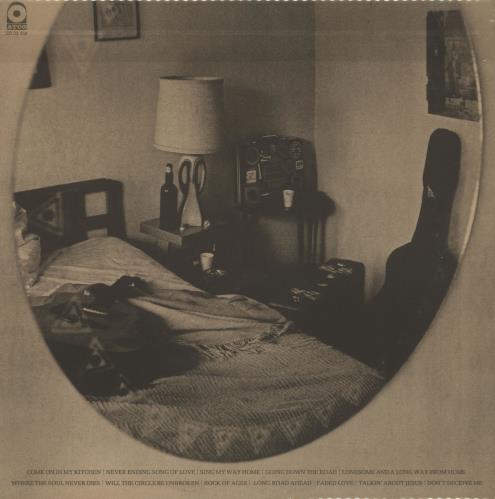 Delaney & Bonnie Motel Shot vinyl LP album (LP record) US D&BLPMO517295
