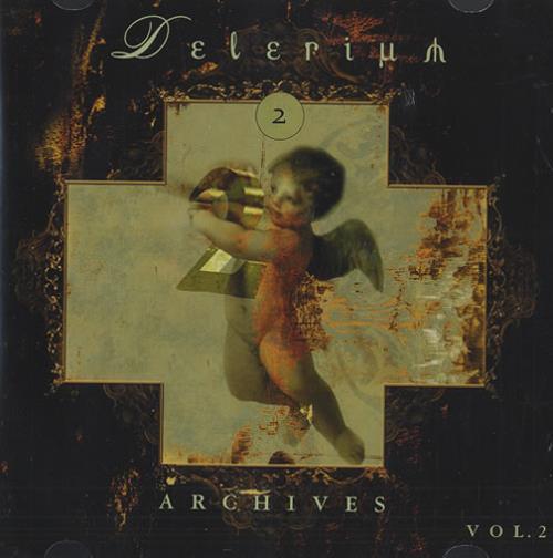 Delerium Archives Vol. 2 2 CD album set (Double CD) US ELR2CAR439468