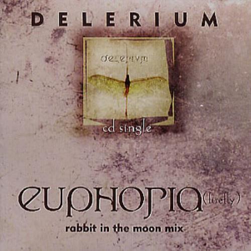 "Delerium Euphoria (Firefly) CD single (CD5 / 5"") US ELRC5EU282683"