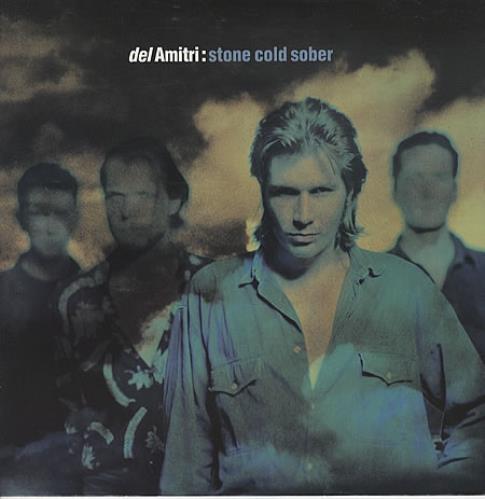 """Del Amitri Stone Cold Sober 12"""" vinyl single (12 inch record / Maxi-single) UK DEL12ST73345"""