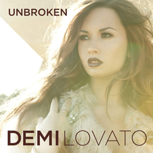 Demi Lovato Unbroken CD album (CDLP) Japanese DY4CDUN551741