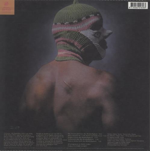 Demon Fuzz Afreaka! - 180-gram Orange Vinyl vinyl LP album (LP record) UK DFZLPAF752732