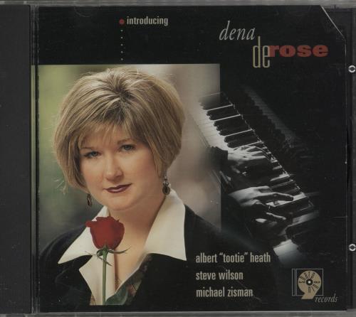 Dena DeRose Introducing Dena DeRose CD album (CDLP) US 12QCDIN751317