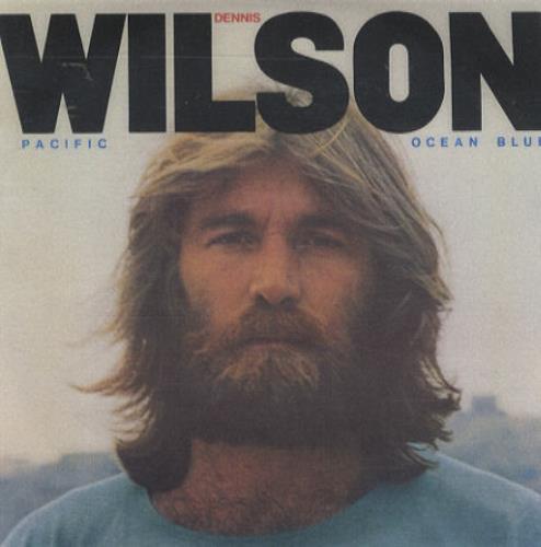 Dennis Wilson Pacific Ocean Blue CD-R acetate US DWLCRPA438818
