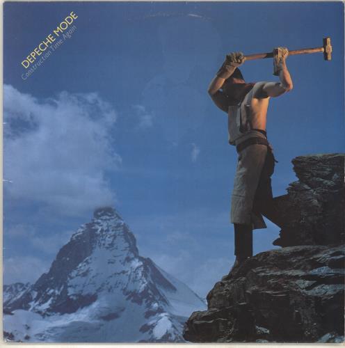 Depeche Mode Construction Time Again - EX vinyl LP album (LP record) UK DEPLPCO529555