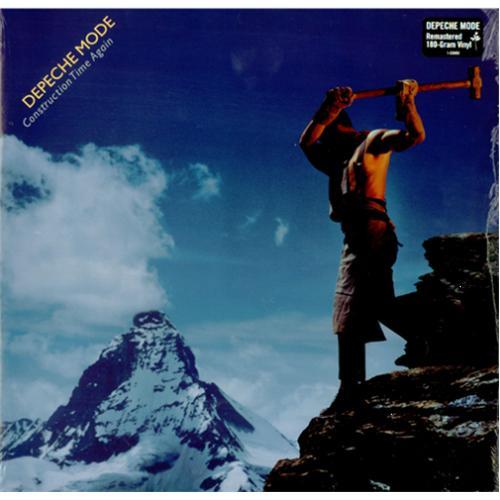 Depeche Mode Construction Time Again vinyl LP album (LP record) US DEPLPCO420762