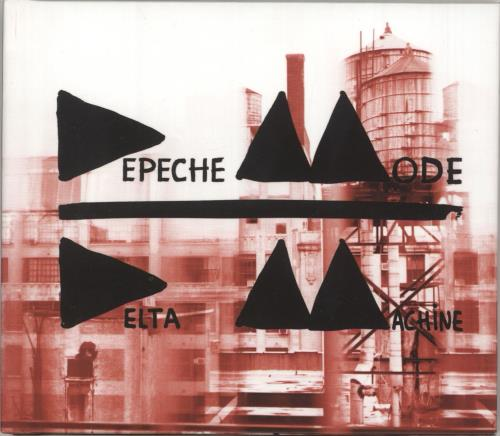 Depeche Mode Delta Machine 2 CD album set (Double CD) UK DEP2CDE582858