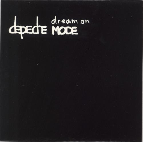 Depeche Mode Dream On 2-CD single set (Double CD single) UK DEP2SDR181430