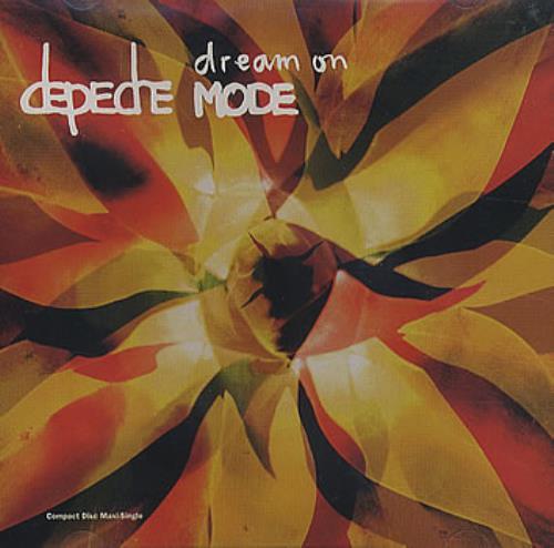 "Depeche Mode Dream On CD single (CD5 / 5"") US DEPC5DR182654"