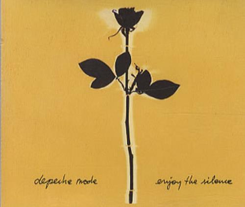 "Depeche Mode Enjoy The Silence 3"" CD single (CD3) German DEPC3EN83246"