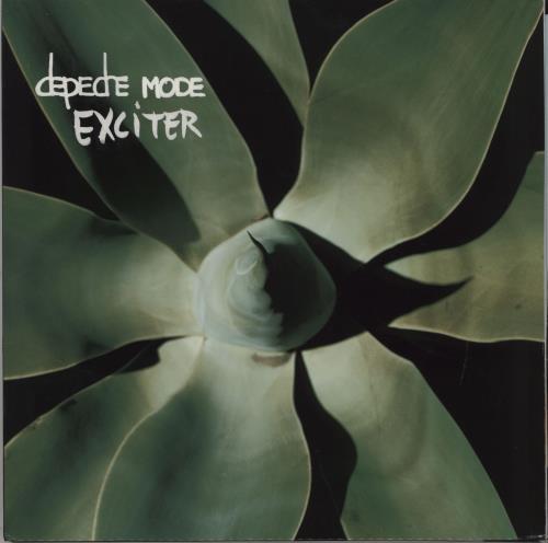 Depeche Mode Exciter - 180gm 2-LP vinyl record set (Double Album) UK DEP2LEX764117