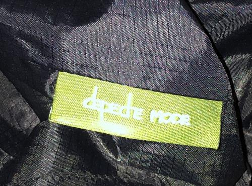 Depeche Mode Exciter - Jacket jacket UK DEPJAEX189464