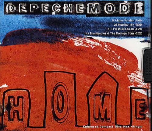 depeche mode home
