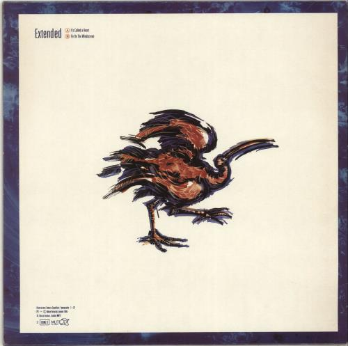"Depeche Mode It's Called A Heart (Extended) - EX 12"" vinyl single (12 inch record / Maxi-single) UK DEP12IT702442"