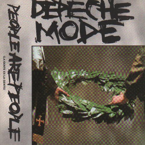 """Depeche Mode La Gente Es La Gente (People Are People) 7"""" vinyl single (7 inch record) Spanish DEP07LA341613"""