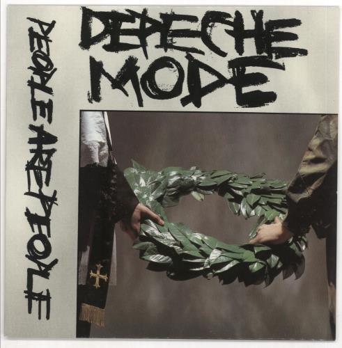 "Depeche Mode People Are People 7"" vinyl single (7 inch record) UK DEP07PE720521"