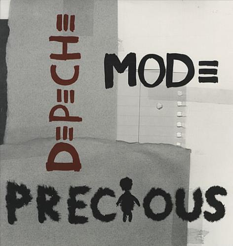"Depeche Mode Precious 12"" vinyl single (12 inch record / Maxi-single) UK DEP12PR339221"