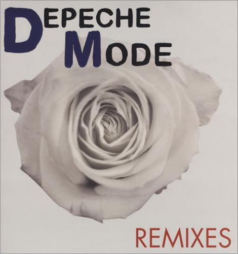 "Depeche Mode Remixes 12"" vinyl single (12 inch record / Maxi-single) UK DEP12RE381587"