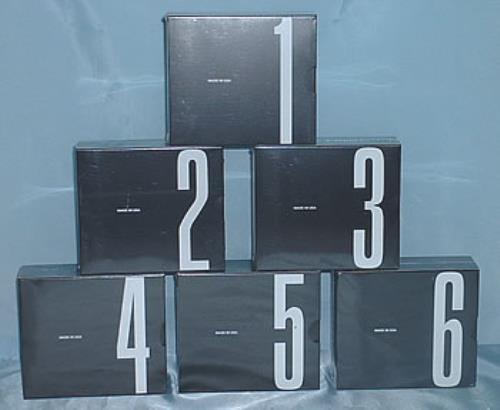 Depeche Mode Singles 1 - 36 US box set (287586)