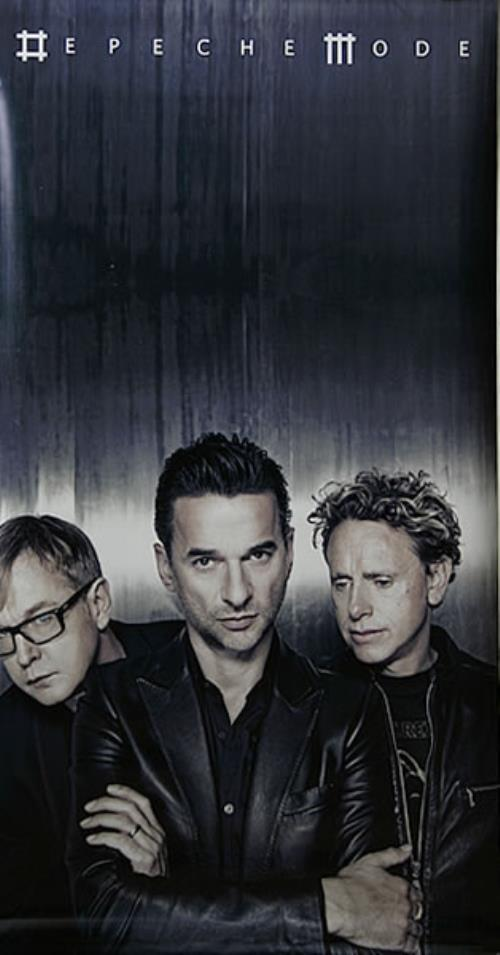 Depeche Mode Sounds Of The Universe display US DEPDISO469214