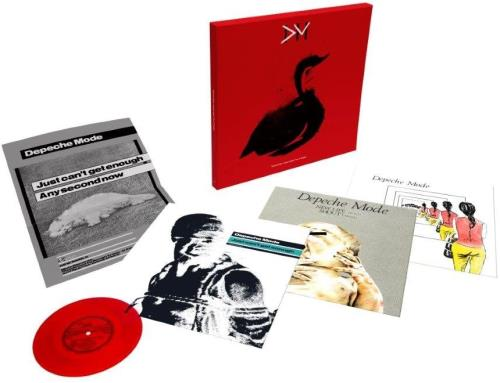 "Depeche Mode Speak & Spell: The 12"" Singles - Sealed Vinyl Box Set UK DEPVXSP703053"