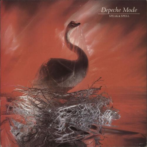 Depeche Mode Speak & Spell vinyl LP album (LP record) UK DEPLPSP174438