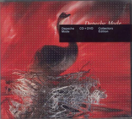 Depeche Mode Speak & Spell 2-disc CD/DVD set UK DEP2DSP775271