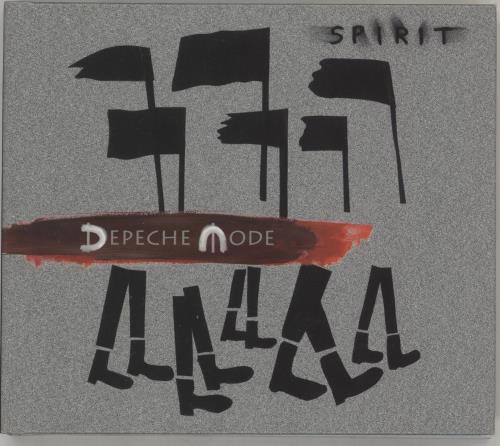 Depeche Mode Spirit - Deluxe Edition 2 CD album set (Double CD) German DEP2CSP744856