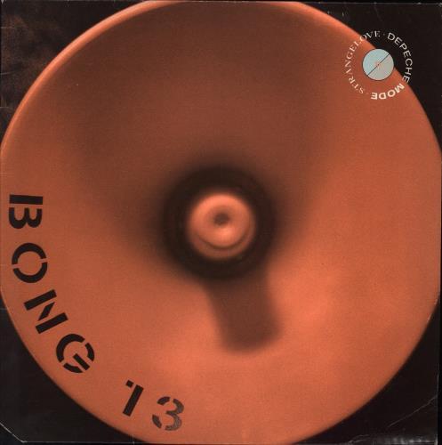 "Depeche Mode Strangelove - Deletion cut 12"" vinyl single (12 inch record / Maxi-single) UK DEP12ST768322"