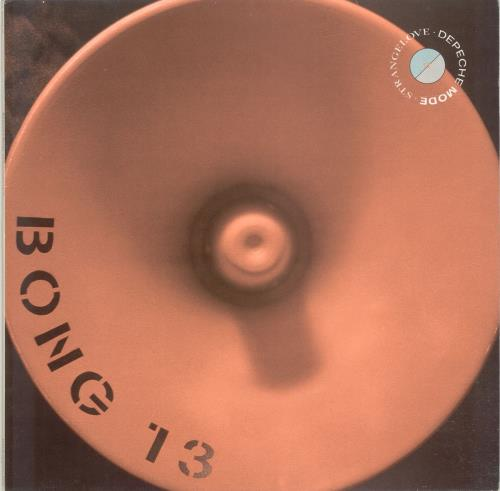 "Depeche Mode Strangelove - EX 12"" vinyl single (12 inch record / Maxi-single) UK DEP12ST612903"