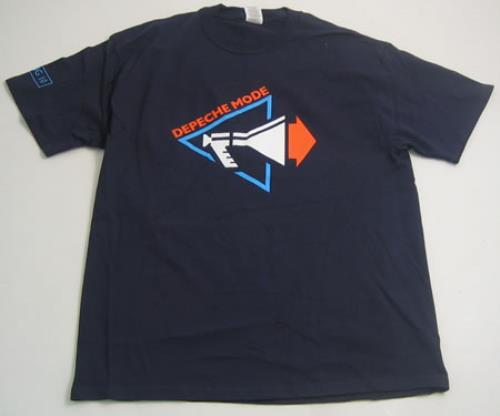 Depeche Mode Stripped T Shirt Large Uk T Shirt 412757