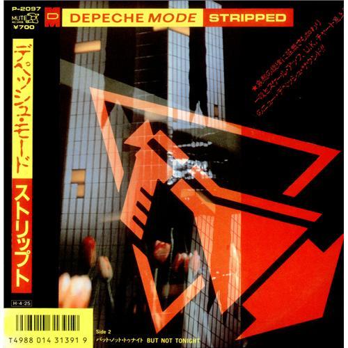 depeche mode stripped