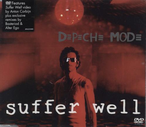 Depeche Mode Suffer Well DVD Single UK DEPDSSU353073