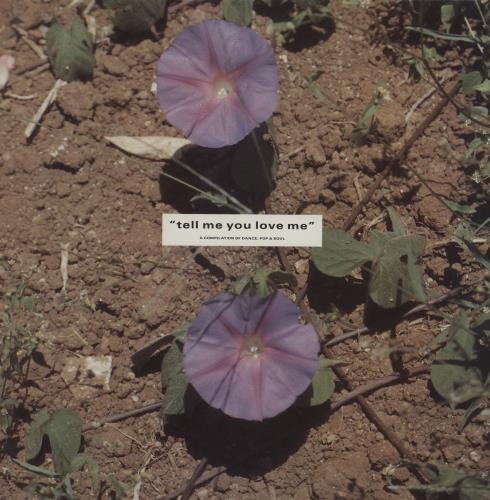 Depeche Mode Tell Me You Love Me vinyl LP album (LP record) UK DEPLPTE762067