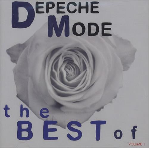 Depeche Mode The Best Of (Volume 1) CD album (CDLP) UK DEPCDTH381064