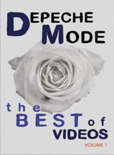 Depeche Mode The Best Of: Volume One DVD UK DEPDDTH375692