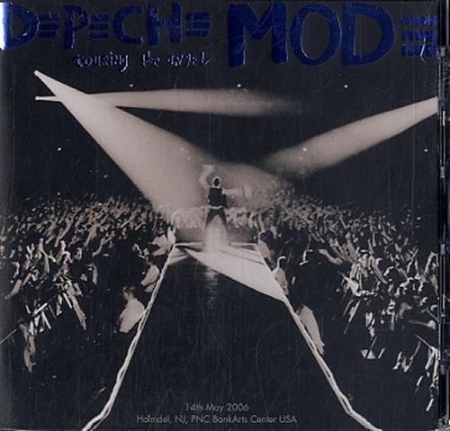 Depeche Mode Touring The Angel Volume 10 - Holmdel, NJ 2 CD album set (Double CD) UK DEP2CTO622834