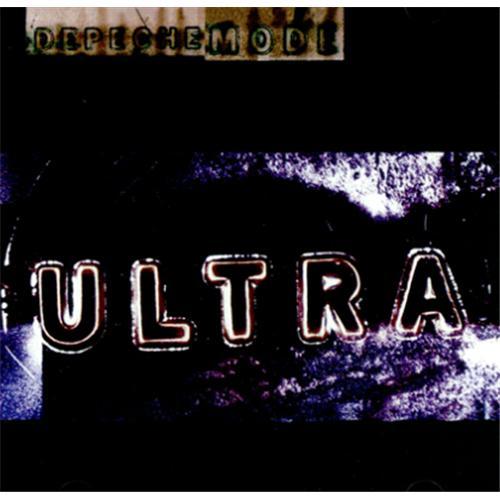 Depeche Mode Ultra Exciter 4 Disc Cdr Dvr Set Us Promo