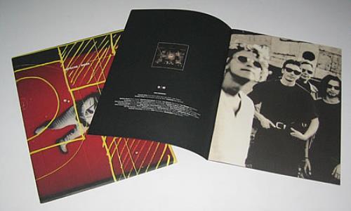 Depeche Mode USA 94 + envelope tour programme UK DEPTRUS63095