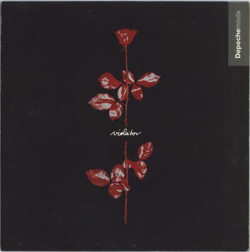 Depeche Mode Violator - EX vinyl LP album (LP record) UK DEPLPVI393671