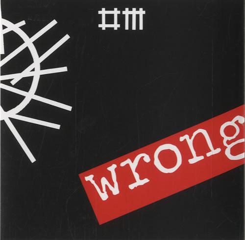 Depeche Mode Wrong - 5 Packs Of 3 Stickers memorabilia UK DEPMMWR471054