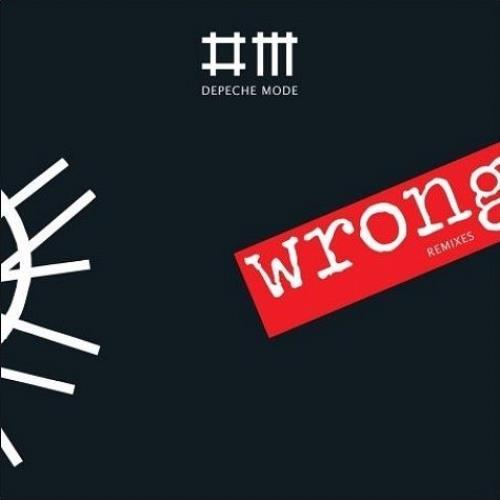 Depeche Mode Wrong - Sealed 2-CD single set (Double CD single) UK DEP2SWR463920