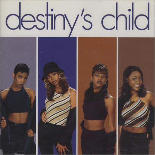 Destiny's Child Destiny's Child CD album (CDLP) Japanese DCHCDDE428464