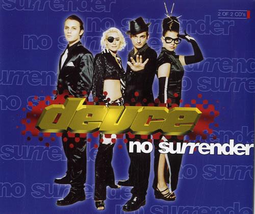 "Deuce No Surrender - Part 2 CD single (CD5 / 5"") UK DEUC5NO118945"