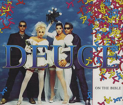 "Deuce On The Bible CD single (CD5 / 5"") UK DEUC5ON182718"