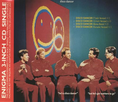 Devo Disco Dancer UK 3