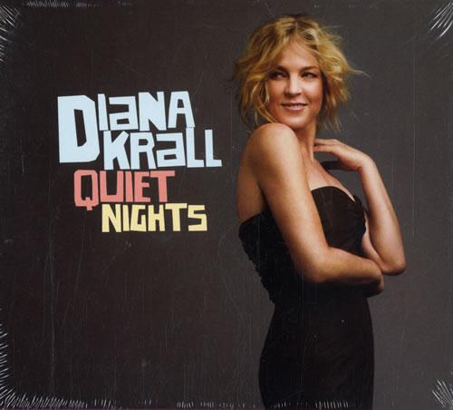 Diana Krall Quiet Nights CD album (CDLP) French DKRCDQU482447