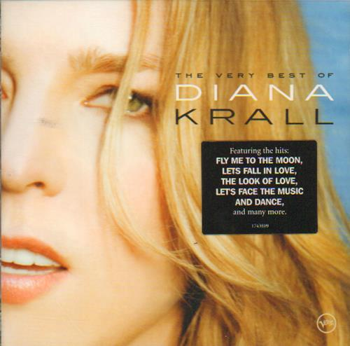 Diana Krall The Very Best Of... CD album (CDLP) UK DKRCDTH413091
