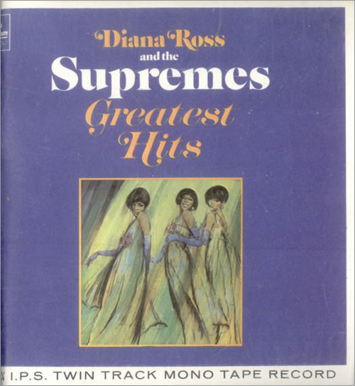 Diana Ross Amp The Supremes Greatest Hits Uk Reel To Reel