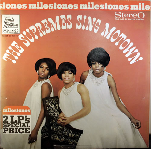 Diana Ross Amp The Supremes The Supremes Sing Motown The